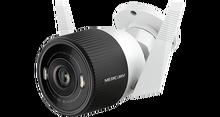 H.265 3 milioni di macchina fotografica di rete senza fili impermeabile all'aperto di colore pieno MIPC371/MIPC371W-4/MIPC372 versione cinese di potere 9V