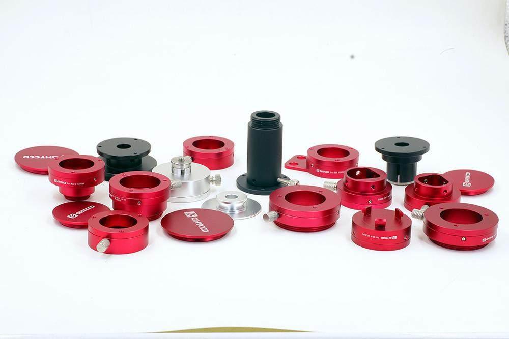 AZEQ6,HEQ5,EM11,GPD2,CGEM,AVX QHY POLEMASTER Adapter for NEQ6 GPD2