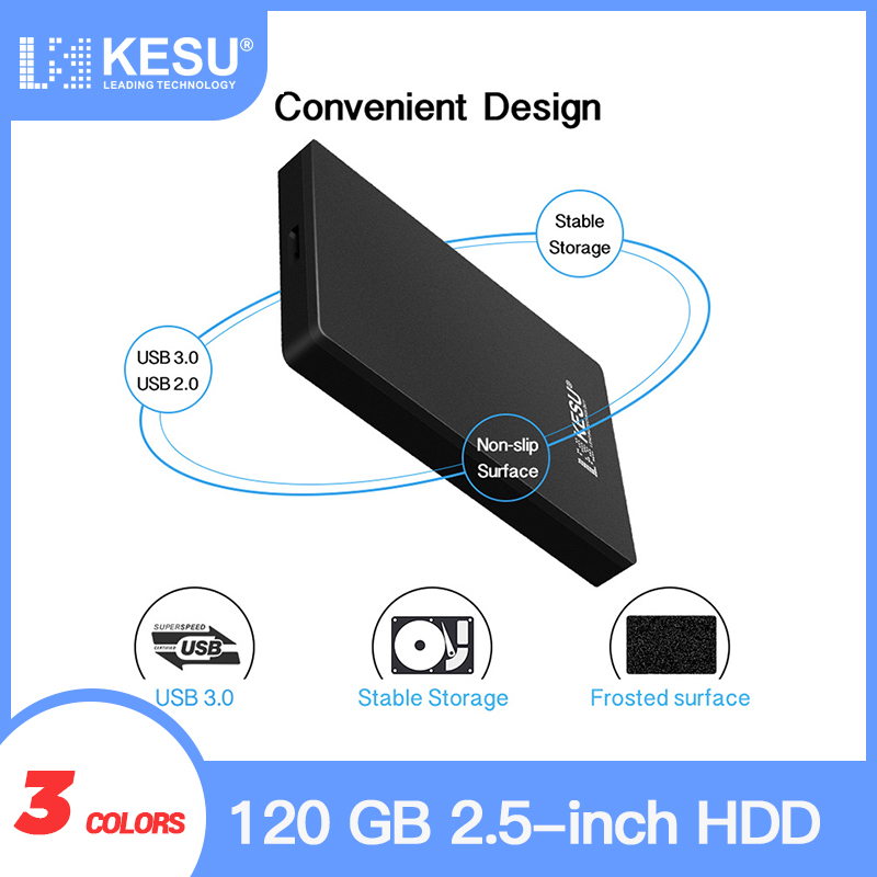 500GB USB3.0 Portable 2.5inch External SATA Hard Drive for Xbox one//PS4