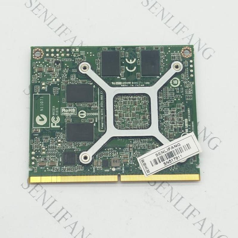For Dell PMY8Y M4600-Nvidia-Quadro-2000M-2GB-SDRAM-Video-Card-Graphic