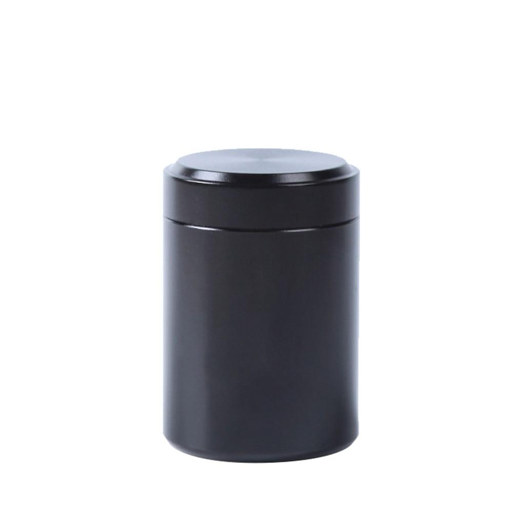 1PCS Cream Jar Tin Cosmetic Lip Balm Containers Nail Decoration Crafts Pot Refillable Bottle Screw Thread Empty Aluminum #M