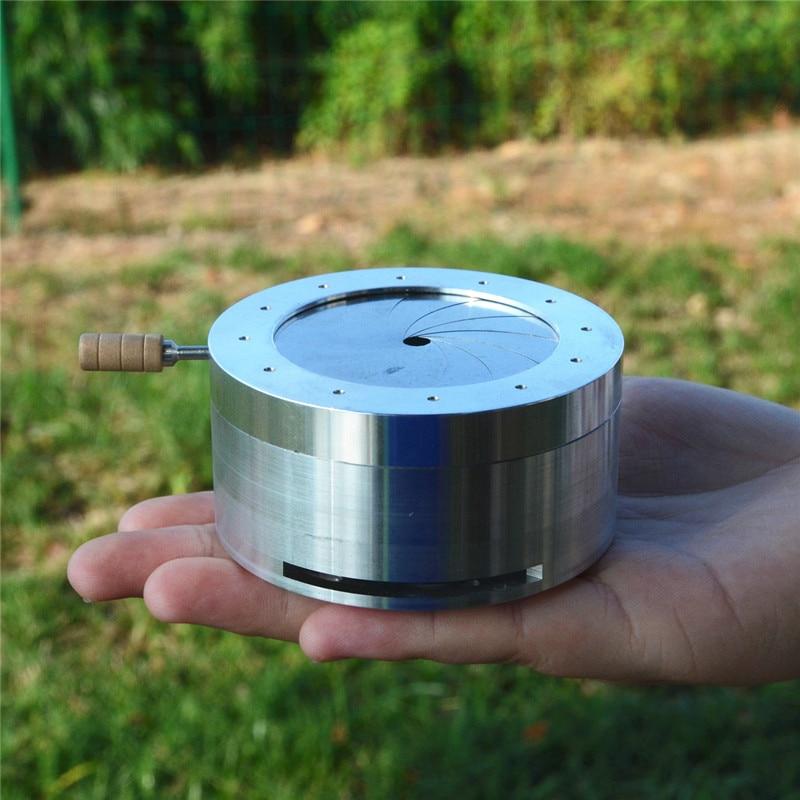 New Aluminium Shisha Hookah Charcoal Holder Heat Keeper Heat Management Device Chicha Narguile Sheesha Bowl