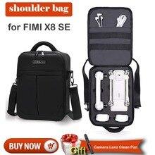 FIMI X8 SE in Drone Bags Handbag Portable shoulder case for fimi x8 se bag Scratch Proof Anti Shock Accessories for Xiaomi Drone