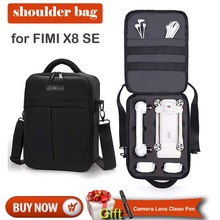 FIMI X8 SE in Drone borse borsa a tracolla portatile per fimi x8 se borsa antigraffio accessori Anti Shock per Xiaomi Drone