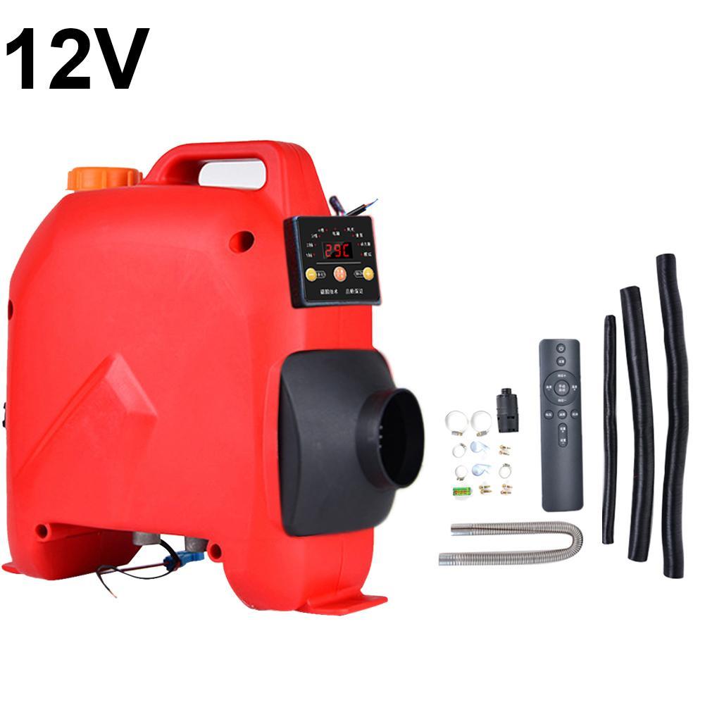 Universele Auto Verwarming Diesel Standkachel 12V 5KW Boot Heater Diesel Voor Vracht Voertuigen Van Accu Auto - 2