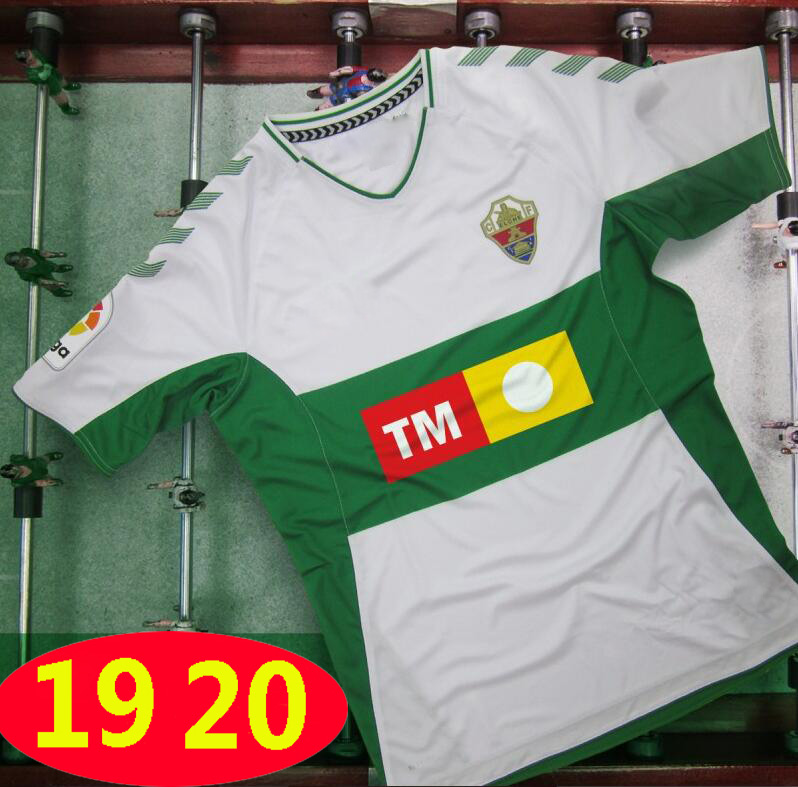2019 2020 For Elche Running T-Shirt Breathable And Quick-drying 19 20 Elche Shirt Free Ship