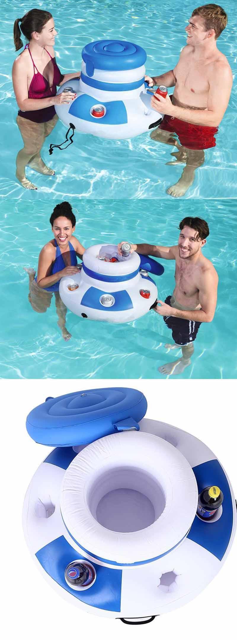 Inflatable Water Ice Bucket 5