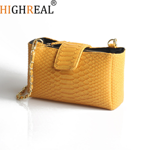 Snake Fashion Brand Women Bag