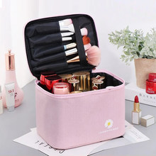 Cosmetic Bag Female Large-capacity Portable Ins Wind Transparent Wash Bag Skin Care Product Storage Bag Cosmetic Bags