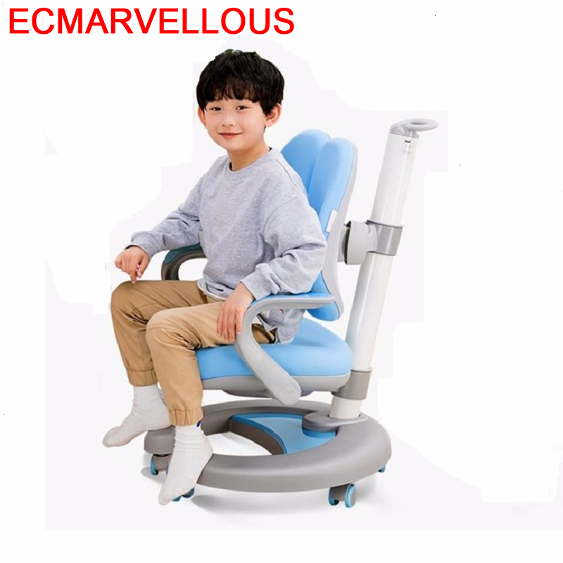 Infantil Infantiles Dinette Estudio Meuble Silla Madera Couch Chaise Pour Enfant Baby Kids Furniture Adjustable Children Chair