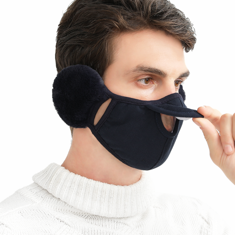 New Thermal Mask Popular Style Ear Mask Outdoor Cycling Cold Mouth Mask