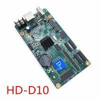 D10 HD-D10 RGB كامل اللون LED عرض جهاز تحكم بالشاشة
