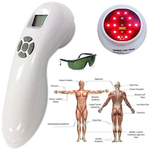 Acupuncture Laser Therapy Heal Massage Pain Relief Medical Laser Red Light Therapy Laser Treatment Rechargeable LLLT medical prostate stimulator near infrared light laser acupuncture needle therapy for back pain reief