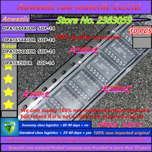Aoweziic 100% الجديدة المستوردة الأصلي OPA1644AIDR O1644A OPA1654AIDR OPA1654 OPA1664AIDR OPA1664 OPA1679IDR OPA1679 SOP 14