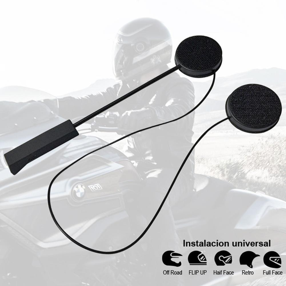 None Bluetooth Anti-interference For Motorcycle Helmet Riding Hands Free Headphone