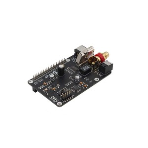 Image 5 - Lusya Raspberry pi AK4118 Coaxial HIFI Sound Card I2S DSD Digital Broadcasting 32BIT PCM384 DSD128 G5 001