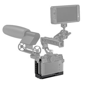 Image 5 - SmallRig X T20 L סוגר צלחת עבור Fujifilm X T20 ו X T30 Arca שוויצרי תקן צד צלחת + Baseplate L צורת הרכבה צלחת 2357