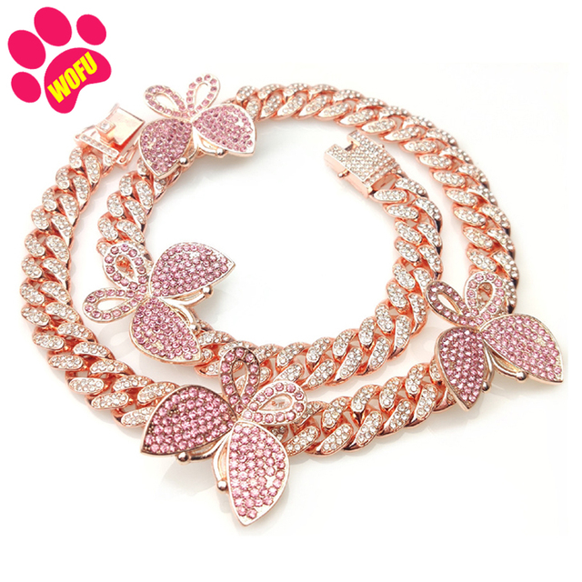 She's Going To Love Her New Collar In Pink For Pups & Kittens  6