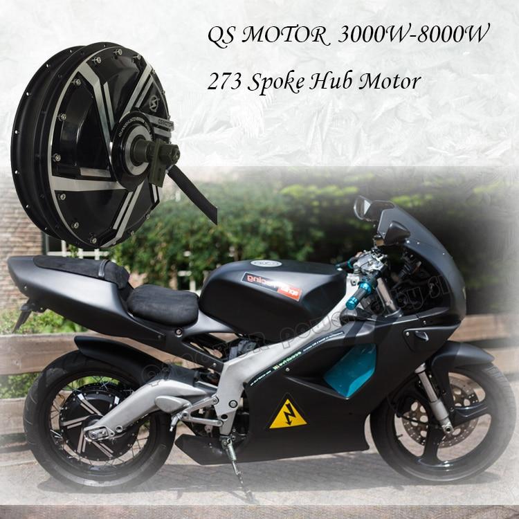 273 Spoke motor
