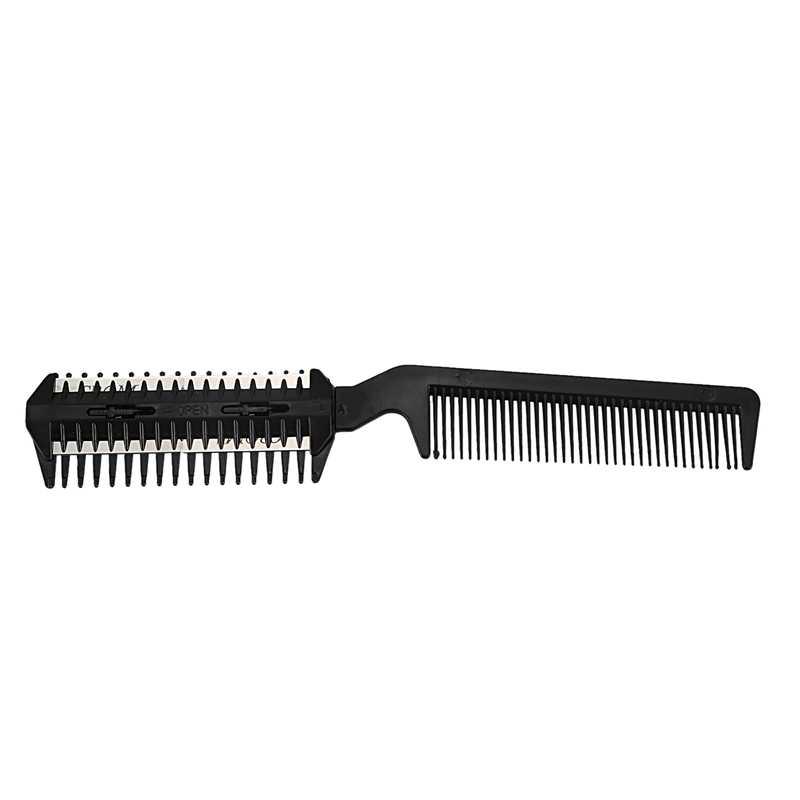 BESTNew триммер для волос для домашних животных гребень для ухода 2 бритвенная резка