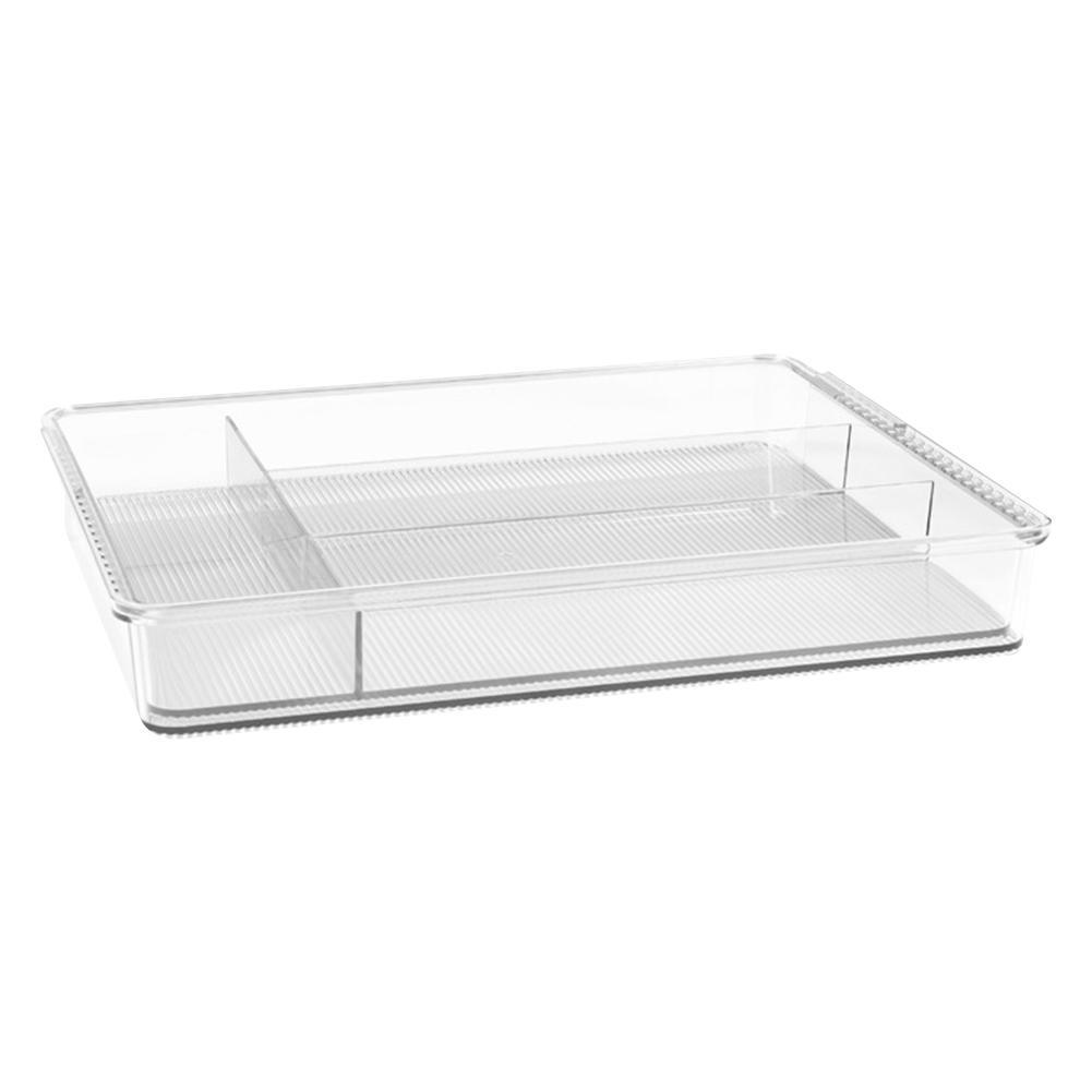 Adjustable Drawer Storage Box Daily Necessities Organizer For Kitchen Desk