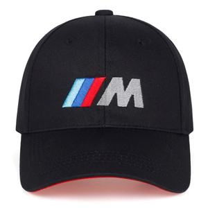 High quality M letter embroidery baseball cap men and women universal caps fashion hip hop hat outdoor sports hats(China)