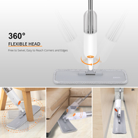 Universal Floor Mop with Sprayer