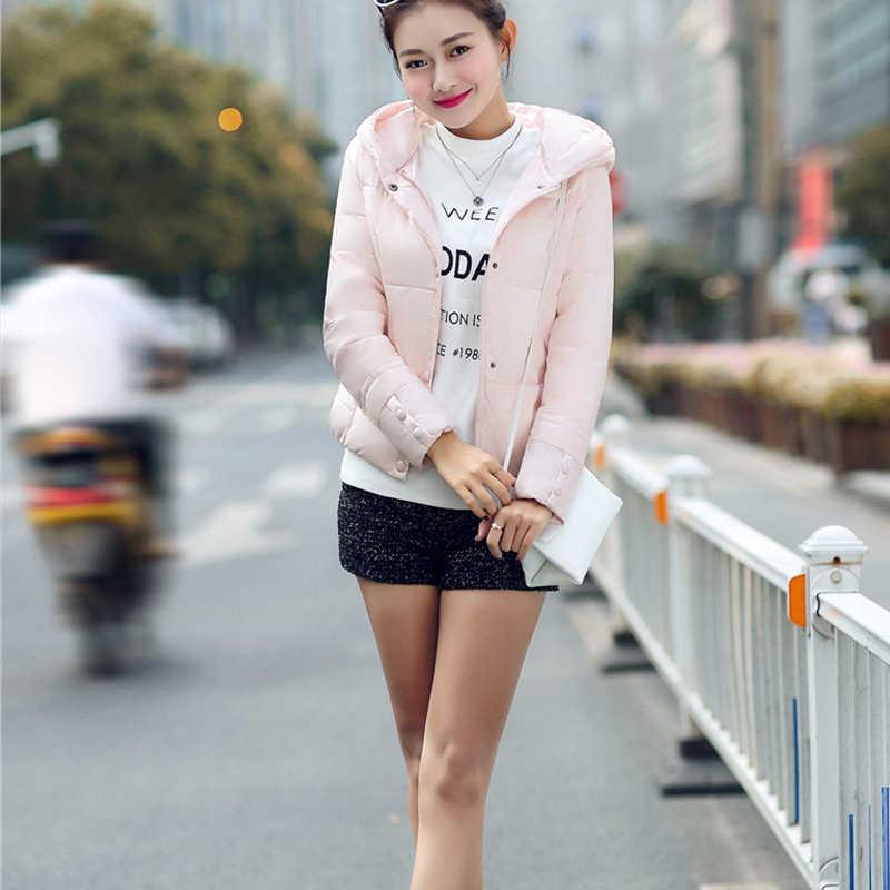 Casual สั้นลงเสื้อผู้หญิงฤดูใบไม้ร่วงฤดูหนาวแขนยาวซิปแจ็คเก็ตหญิง PLUS ขนาด Elegant Outerwears