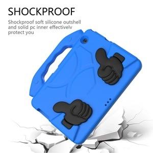 Для huawei mediapad t5 Чехол ударопрочный EVA чехол для планшета с полным корпусом для huawei mediapad t5 10,1 дюймов чехол для детей