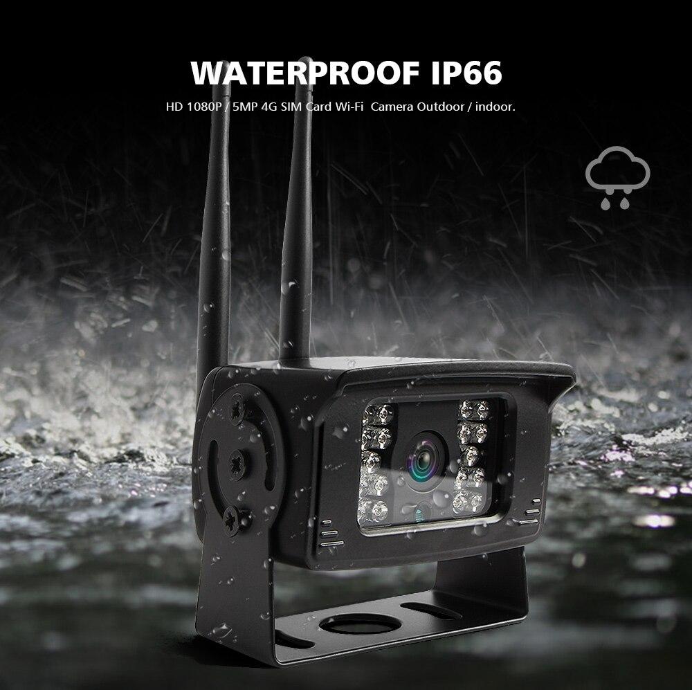 Caméra IP WIFI 4G (6)