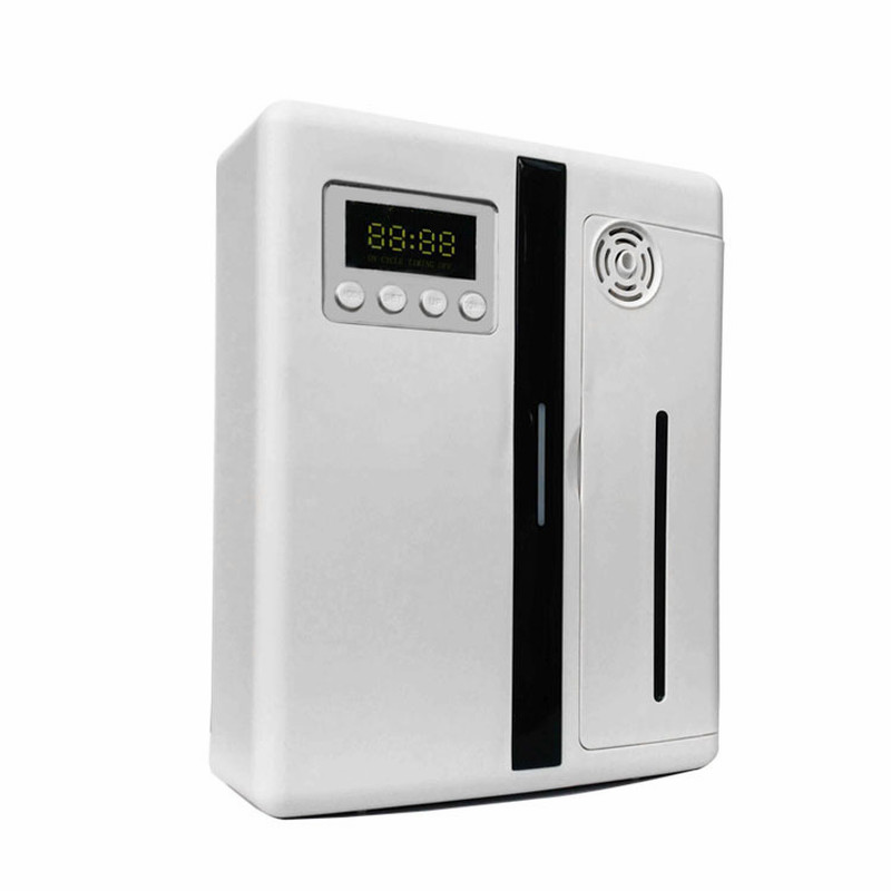 Essential Oil Diffuser Machine Scent Marketing Solutions System Automatic Fan Aroma Dispenser Store Hotel Perfume Sprayer 160Ml