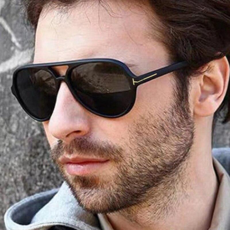 2020 популярные классические Винтажные Солнцезащитные очки в стиле пилота, мужские Модные брендовые дизайнерские солнцезащитные очки для во...