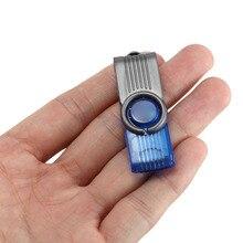 Мини USB 2,0 Micro SD TF считыватель карт памяти высокоскоростной пластиковый адаптер вращения для планшетных ПК ноутбук Hi 888