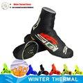 SIDIING yeni kış termal bisiklet ayakkabı kapağı spor Fualrny MTB bisiklet ayakkabı kapakları bisiklet galoş Cubre Ciclismo erkekler kadınlar için