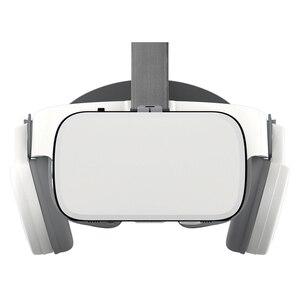 Image 4 - Mới Nhất Bobo Vr Z6 VR Kính Không Dây Bluetooth VR Kính Android IOS Từ Xa VR Thực Tế 3D Tông Kính 4.7  6.2 Inch