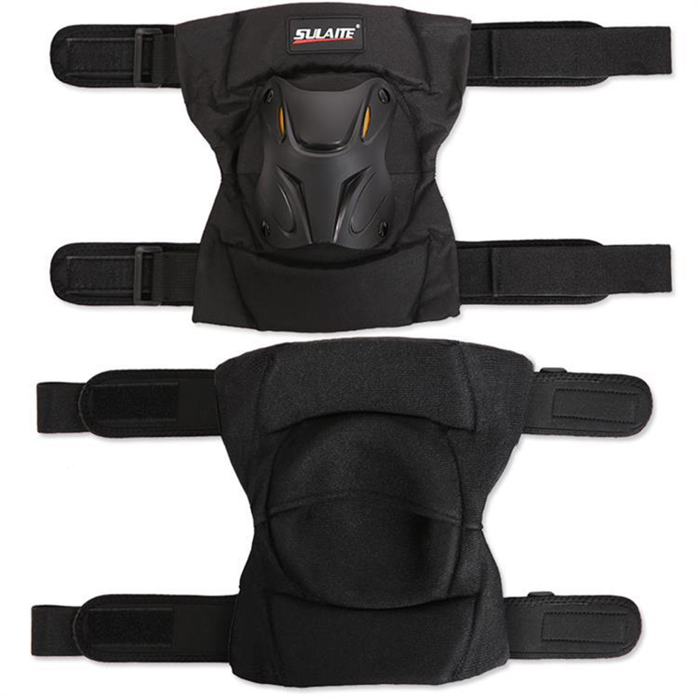 Motorcycle Cycling Knee Pads Protector Guards Protective Gear Outdoor Protection