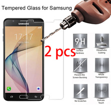 2pcs! Toughed 9H HD Tempered Glass Protective Glass for Samsung J8 J7 J6 J4 Plus J3 Screen Protector on Galaxy Note 7 5 4 3 2 protective tempered glass screen guard membrane for samsung note 4 transparent