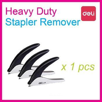 Deli Heavy Duty Stapler Staple Remover For 24/6 / 26/6 / 23/13 Staples Office Stationery