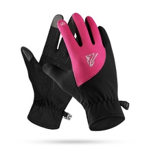 Cycling Gloves Touch Screen Bike Gloves Sport Shockproof MTB Road Full Finger Bicycle Glove For Men Woman inbike cycling gloves touch screen bike sport hiking shockproof gloves for men women mtb road bicycle full finger phone glove