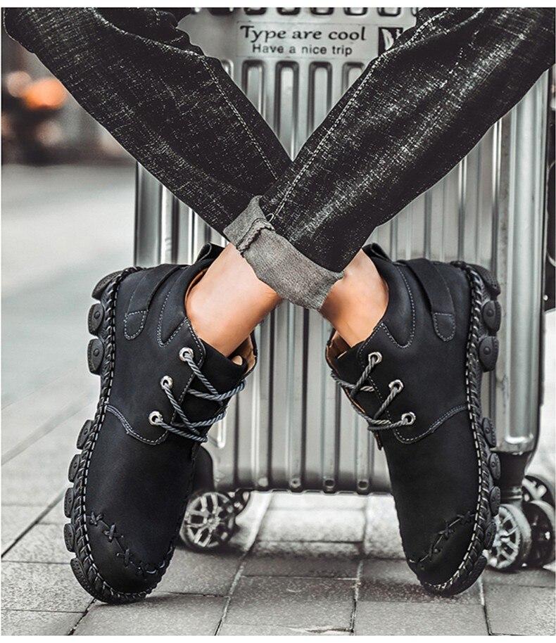 botas de inverno ao ar livre botas