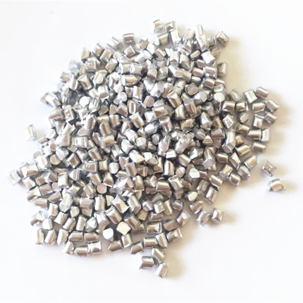 Lingote de Alumínio Alta e Grão Simples do Metal do Elemento da Pesquisa e Desenvolvimento al da Pureza 99.995% para a Substância 4n5
