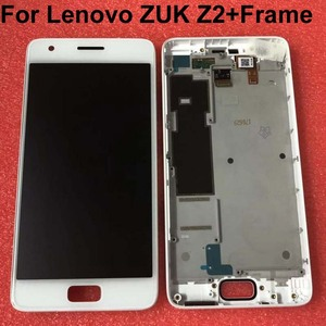 """Image 3 - Tested Original For 5.0"""" Lenovo ZUK Z2 LCD Display Touch Screen Digitizer Assembly For Lenovo ZUK Z2 Replacement Parts +Frame"""