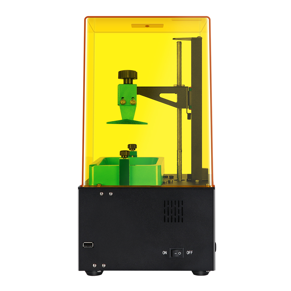 Image 2 - Anycubic 2020 新フォトンゼロ 3D プリンタ sla 液晶プリンタクイックスライス uv 樹脂プラスサイズ impresora 3d drucker impressora3D プリンタ   -
