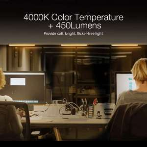 Image 3 - BlitzWolf BW LT25 12 ワット 4000 18K スマート自動センサー Led ライトストリップ LED 着脱式 & スプライシングさとステッチデザイン