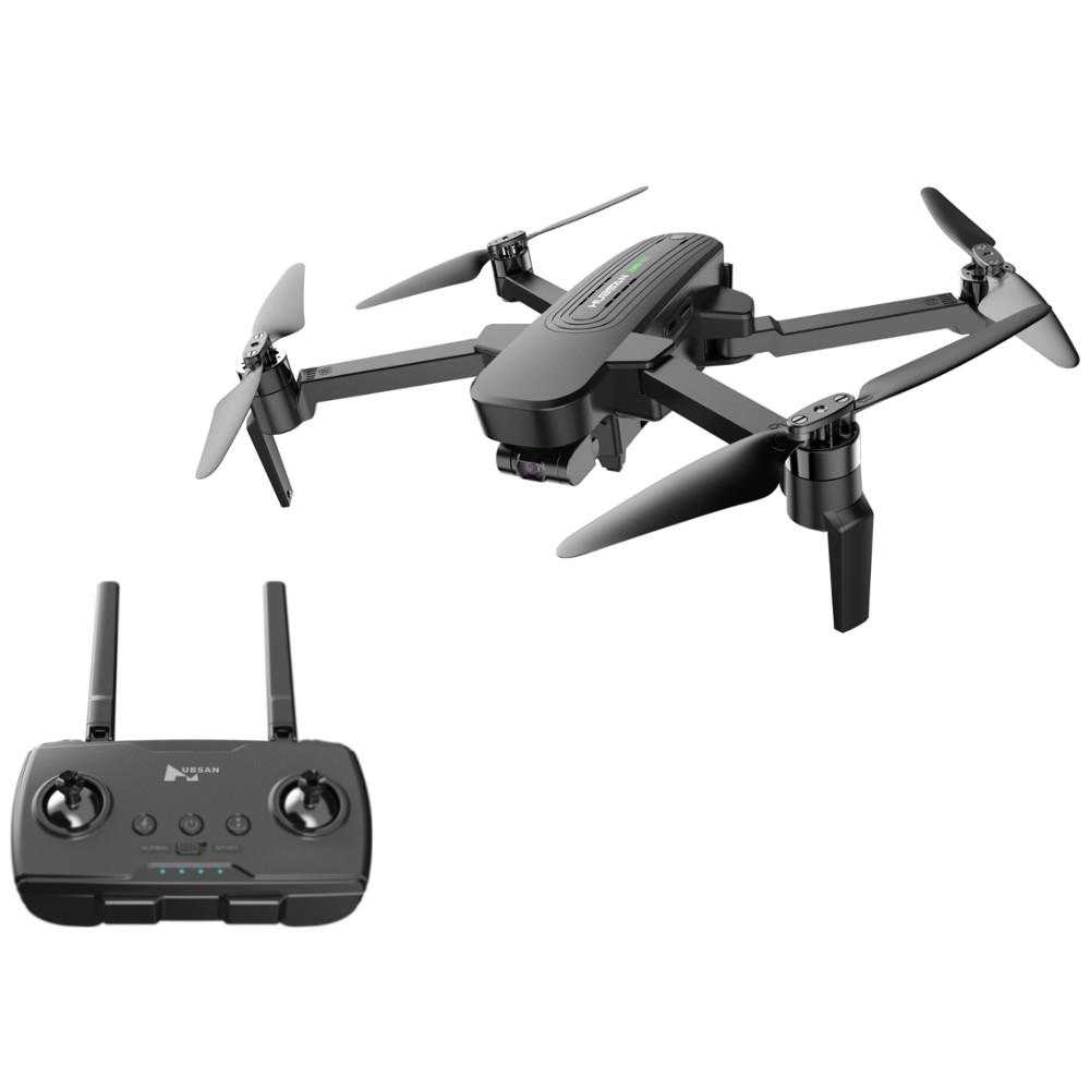 Hubsan Zino Pro GPS Drone with Camera 4K UHD Drone 5G WiFi 4km FPV Drone 3 Axis Gimbal Brushless RC QuadcopterRC Helicopters   -