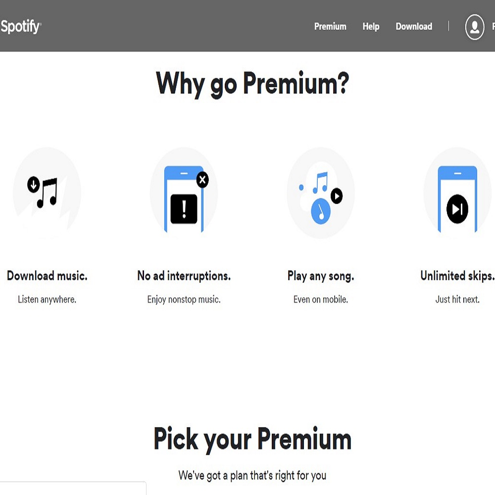 Image 4 - 3 Month Warranty Private Spotify Premium  Works on PCs Smart TVs Set top Boxes Android IOS Tablets PCs-in Home Theatre System from Consumer Electronics