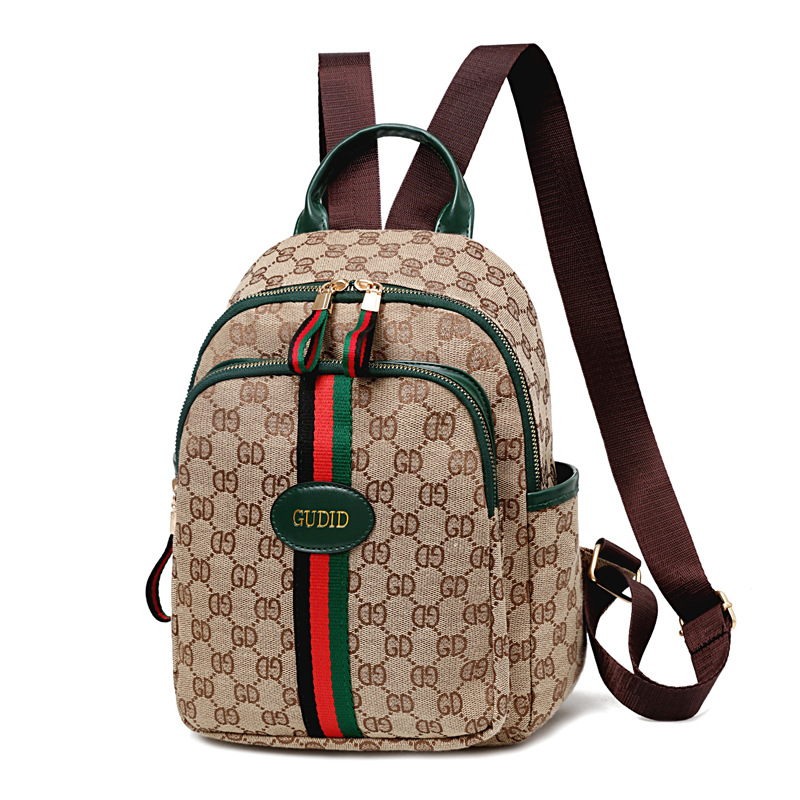 2020 new Europe and America luxury fashion backpack women's bag fashion backpack large capacity schoolbag| | - AliExpress