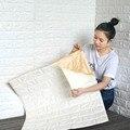 Самоклеющиеся обои 3d стерео настенные наклейки для спальни теплый фон стены мягкий пакет пены обои декоративные наклейки