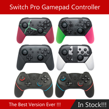 For Switch Pro Bluetooth Wireless Controller For NS Splatoon2 Remote Gamepad For