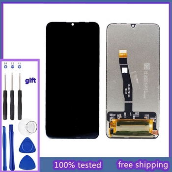 Screen LCD Touch Screen Digitizer  With Touch for Huawei P Smart 2019 LCD screen display enjoy 9S with repair tools brand new lcd for huawei enjoy 6s lcd display with touch screen digitizer assembly free shipping with tools 1pcs